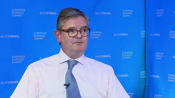 Ο Ευρωπαίος Επίτροπος για την ασφάλεια, Τζούλιαν Κινγκ στο Euronews