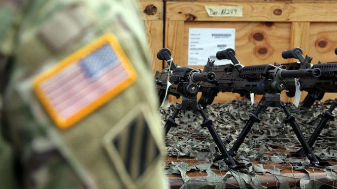 """""""Ortadoğu'ya gönderilen ABD silahlarının nerede olduğu bilinmiyor"""""""