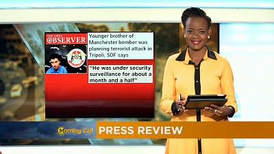 Press Review of May 25, 2017 [The Morning Call]