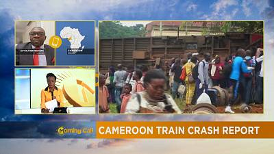Cameroon train crash final report [The Morning Call]