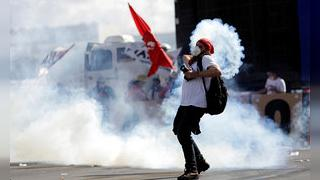 Violent protests sweep Brazil