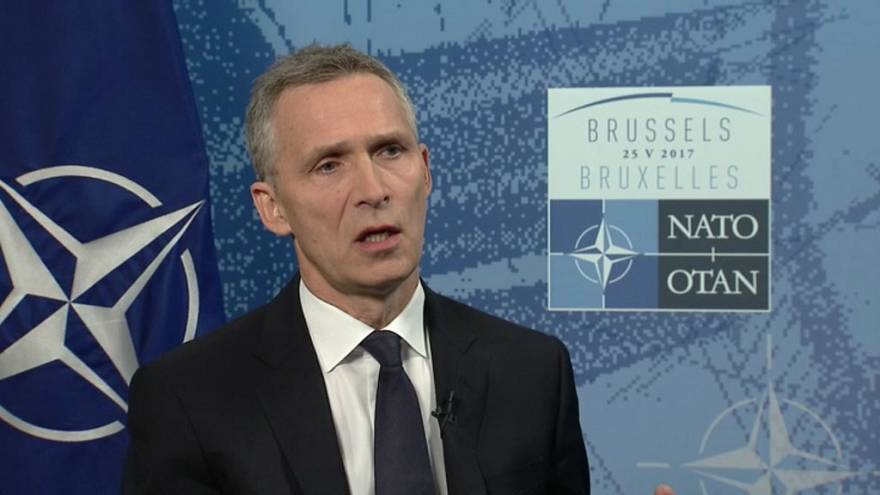 Stoltenberg: NATO wird Anti-IS-Allianz beitreten