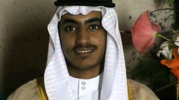 Image: Hamza Bin Laden