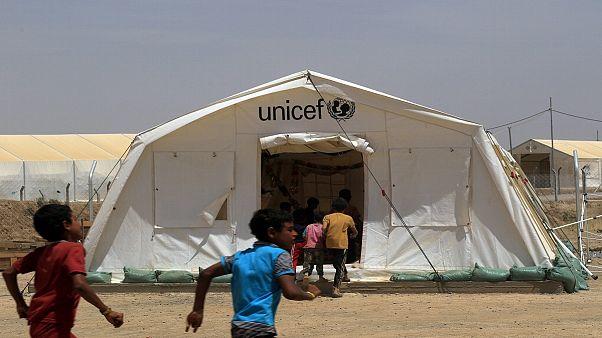 سلامت بیش از ۲۴ میلیون کودک در خاورمیانه و شمال آفریقا در معرض خطر