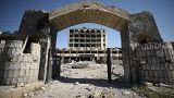 پیشروی نظامیان بشار اسد در جنوب سوریه