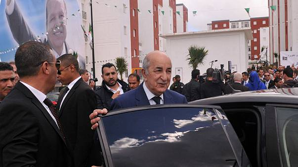 اعلان تشكيل حكومة جديدة في الجزائر