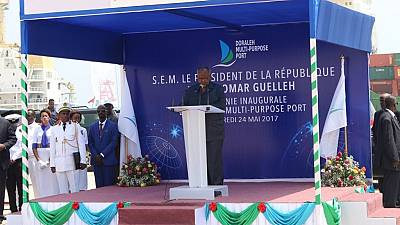 Djibouti opens $590m world class mega port co-funded by China