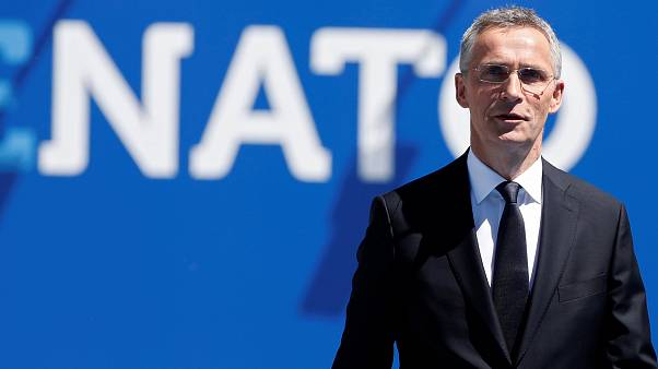 Em direto - conferência de imprensa do secretário-geral da NATO, Jens Stoltenberg