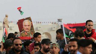 قوات حفتر تسيطر على قاعدة تمنهنت الجوية جنوب البلاد