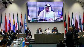 OPEC fördert weiter weniger - Ölpreis sinkt trotzdem