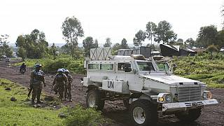DRC opposes foreign probe of U.N. officials' death
