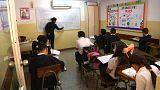 Crisis de aulas vacías en Venezuela
