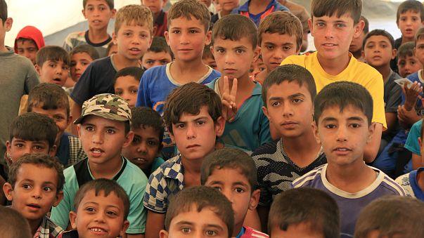 أزمة اللاجئين: 200 طفل فقدوا في عرض البحر هذا العام