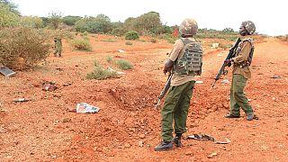 Two Kenyan police die in Thursday roadside bombing