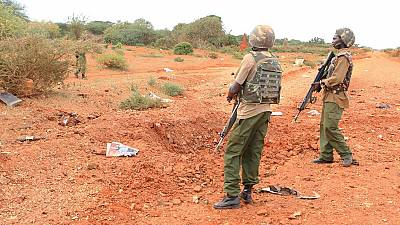 Two Kenyan police die in Thursday roadside bombing