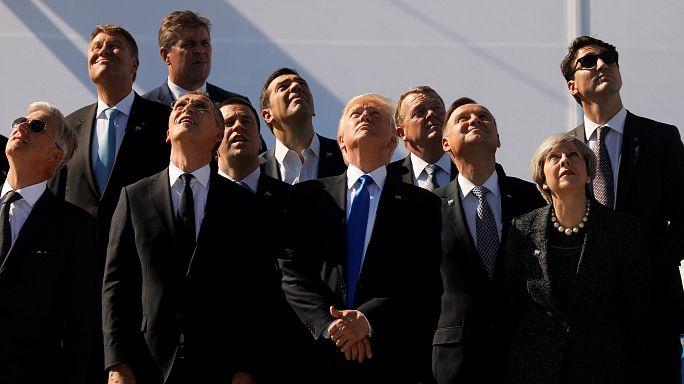 ترامب لأعضاء الناتو.. دفع المال أولاً