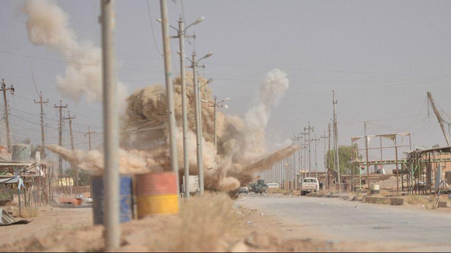 الولايات المتحدة تعترف بقتل عشرات المدنيين في العراق