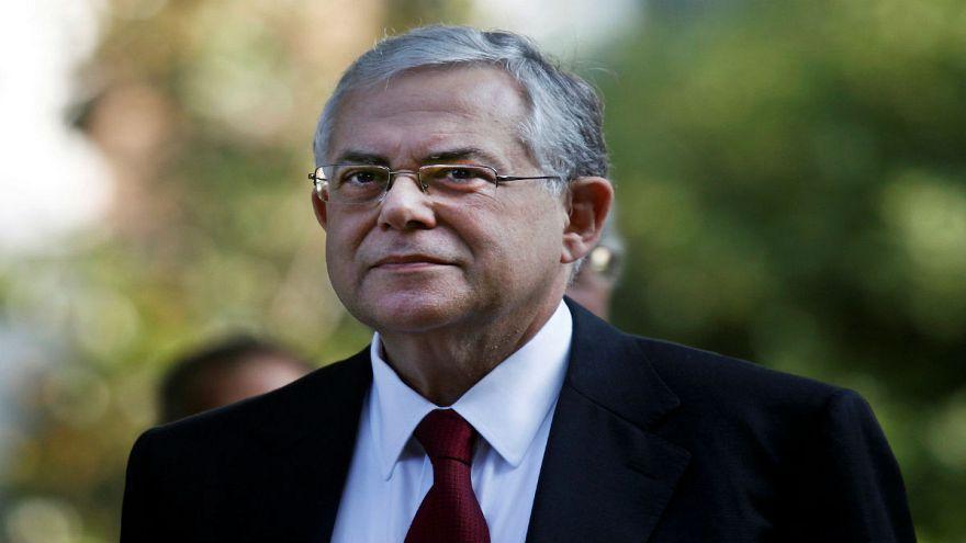 نخست وزیر پیشین یونان در اثر انفجار بمب در خودرو زخمی شد