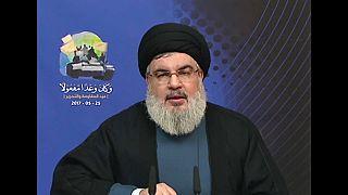 """نصر الله ينصح السعودية: """"حلكم الوحيد الحوار مع إيران"""""""