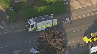 Manchester: Polícia descobre explosivos em Wigan