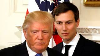 Jared Kushner na mira do FBI