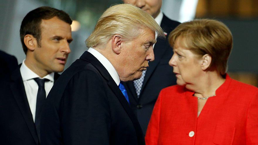 دونالد ترامپ: «آلمانیها بدند، خیلی بد»