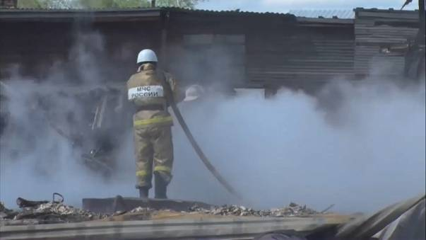 Brände in Sibirien: 3 Tote