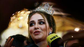 فيان السليماني ملكة جمال العراق 2017