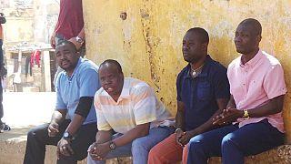 """""""Mutinerie en Côte d'Ivoire : """"Plus jamais ça"""" (groupe Magic System)"""