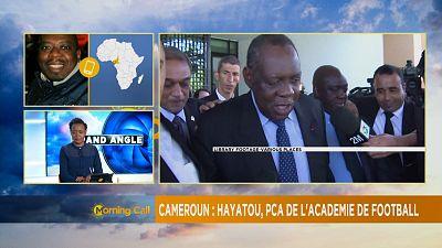 Cameroon: Issa Hayatou's new job [The Morning Call]
