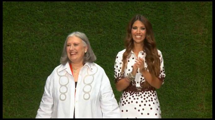 Laura Biagiotti desaparece das primeiras filas da moda aos 73 anos