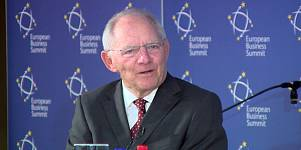 'Europe not doing so bad' says Germany's Schäuble