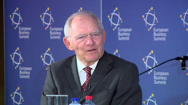 """Wolfgang Schäuble: """"Se todos se portassem como a Espanha, não havia problemas na zona euro"""""""