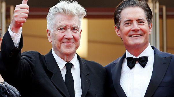 David Lynch fait sensation à Cannes
