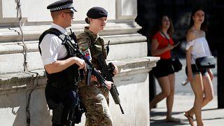 بریتانیا برای مقابله با «بمبگذاری احتمالی» آماده شد