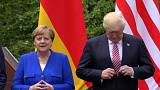 G7 summit: leaders to clash on trade and climate change