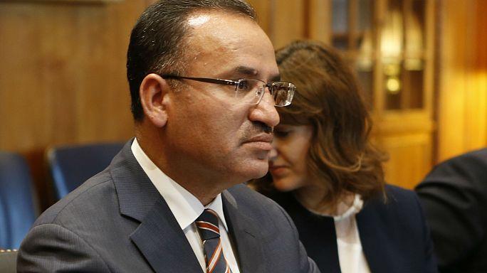 وزير العدل :عزل أكثر من 4 الاف قاض وممثل ادعاء بعد الانقلاب الفاشل