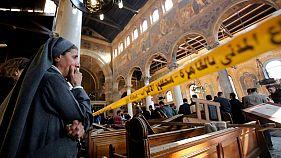 Mısır'da Hristiyanlara saldırı: En az 23 ölü