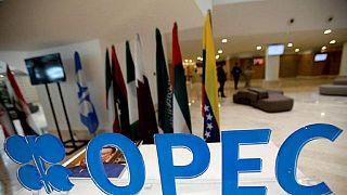 Oil drops after OPEC-led output cut extension falls below expectations
