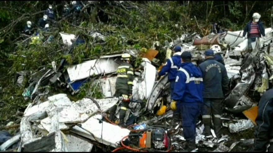 El avión del Chapecoense no estaba asegurado
