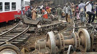 Cameroun - Accident de train d'Eseka : la Camrail contredit le rapport de la commission d'enquête