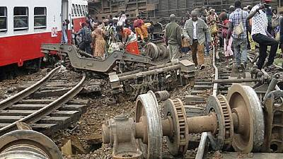 Cameroun - Accident de train d'Eseka : la Camrail contredit le rapport de la commission d'enquête