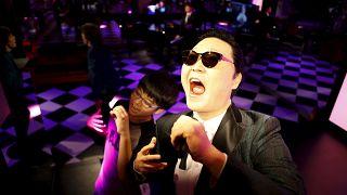 PSY'ın yeni albümü piyasada