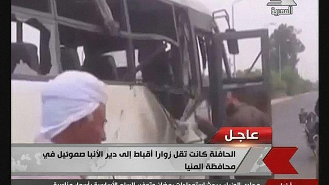 Egypte : les coptes encore visés par un attentat