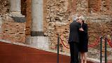 Britain's May gets G7 support in fight on terror