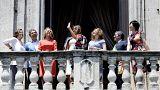 G7: la giornata delle consorti