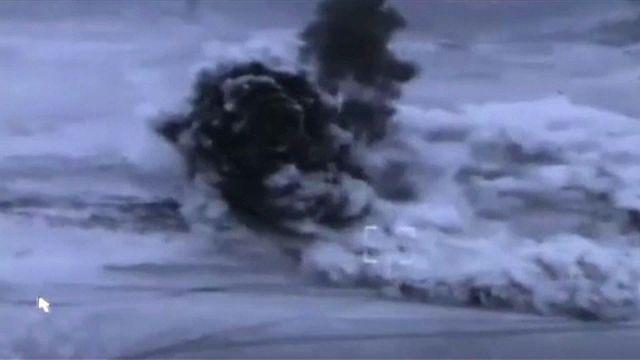 قصف للتحالف الدولي يودي بحياة 106 مدنيين في الميادين