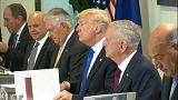 """UE relativiza """"maldade"""" de Trump contra a Alemanha"""