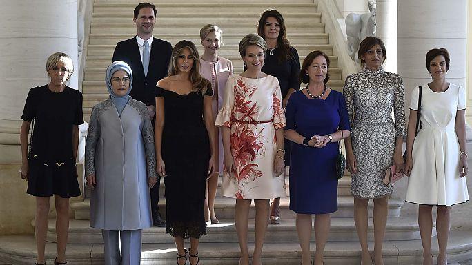 First lady-k... és egy First Gentleman