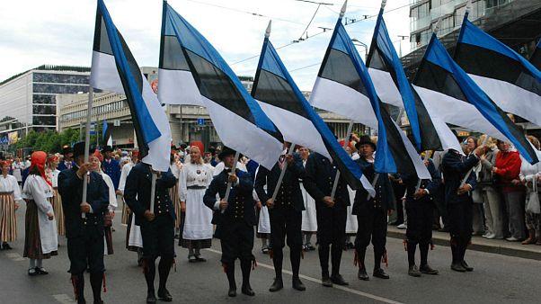 اخراج ۲ دیپلمات روسیه از استونی